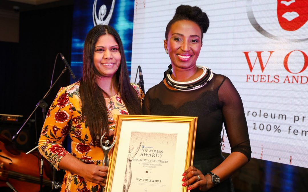 Standard Bank Top Women Awards sponsors announced