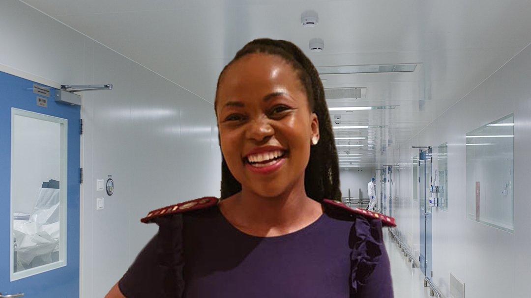 Meet healthcare heroine, Nompumelelo Ncube