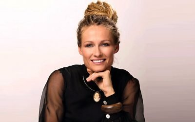 The time is now: talking transformation and life in outer space with Adriana Marais
