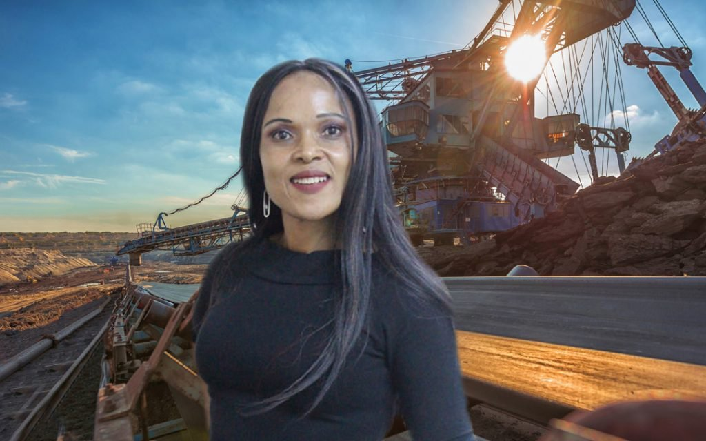 Top Performing Business Leader of the Year, Jemina Lydia Radebe,  the importance of building a good reputation