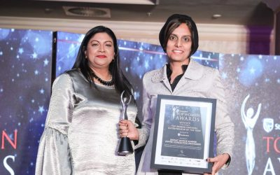 Standard Bank Top Women Entrepreneur – Zeenat Ghoor – Aspiring to give back