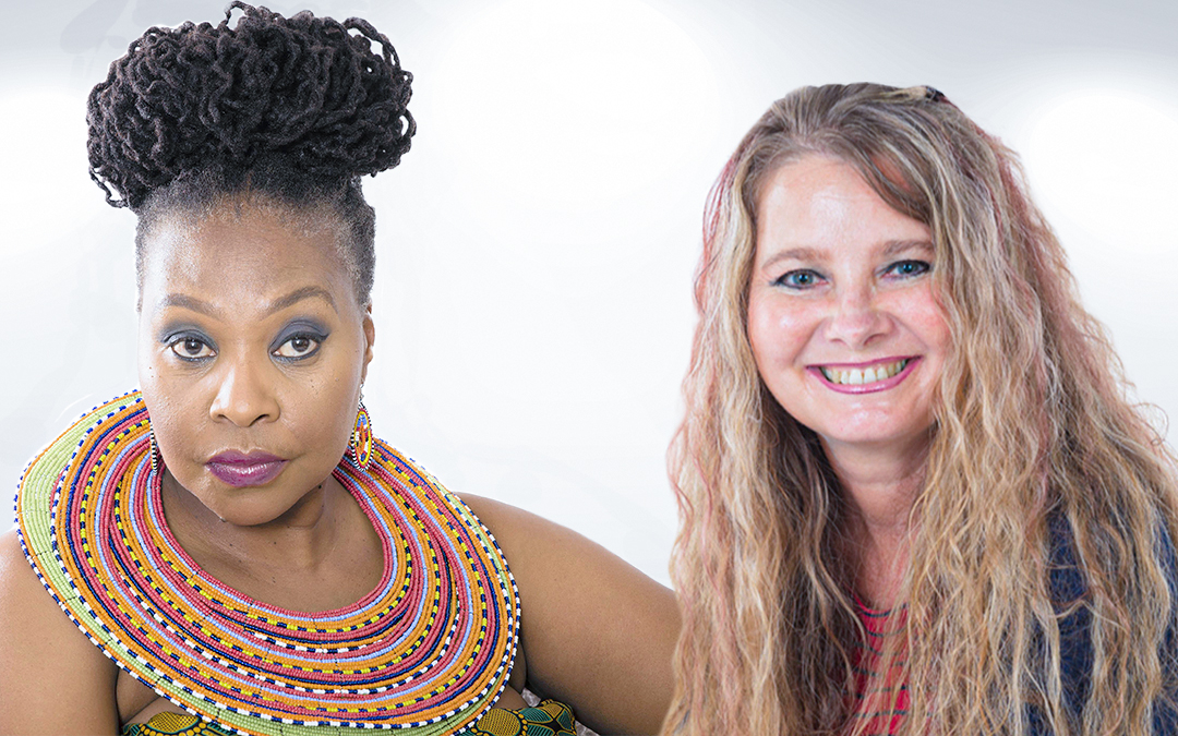 How you can empower yourself by achieving a growth mindset – with Yvonne Chaka Chaka and Charlotte Blignaut