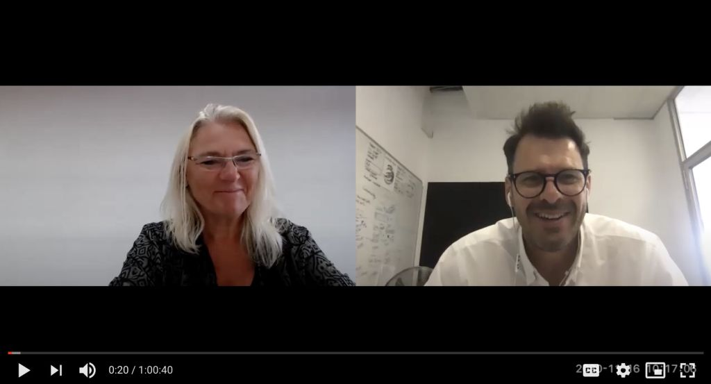 Andrea Böhmert discusses learning to let go post COVID-19, and using this time to better yourself, your organisation, and build faithful partnerships