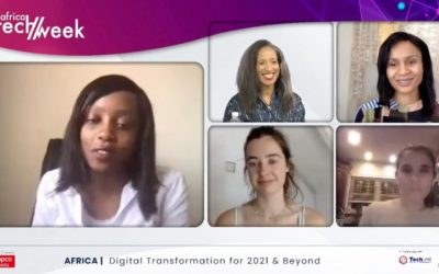 Top Women in Tech discussion – key insights from Topco Media's Africa Tech Week Summit 2020