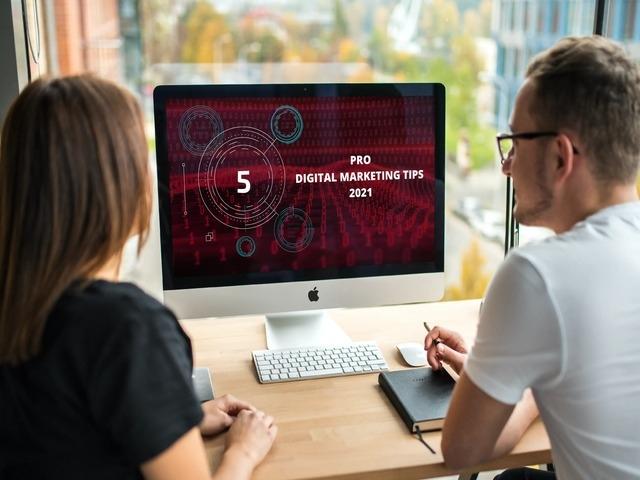 5 pro tips for digital marketing in 2021