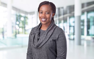 Youngest-ever black female attorney, Nomlayo Mabhena, transforms the legal space