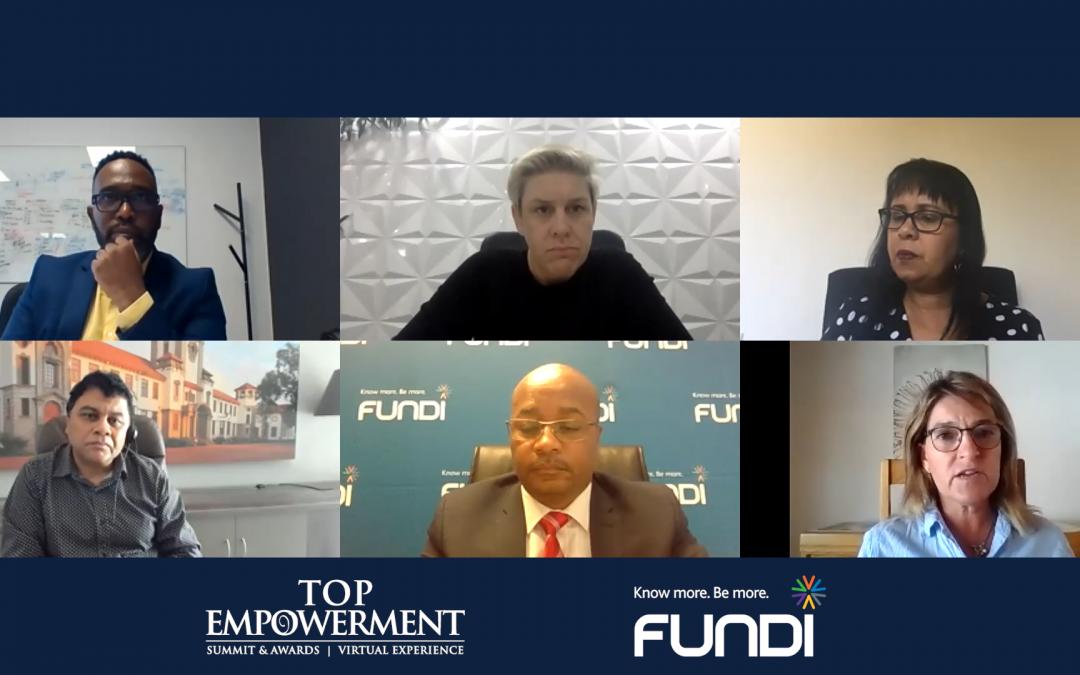 Top Empowerment Masterclass in partnership with Fundi Capital (Pty) Ltd.
