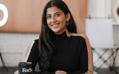Top young achiever – Rabia Ghoor of Swiitchbeauty® shares 3 tips for building a successful beauty brand from the ground up