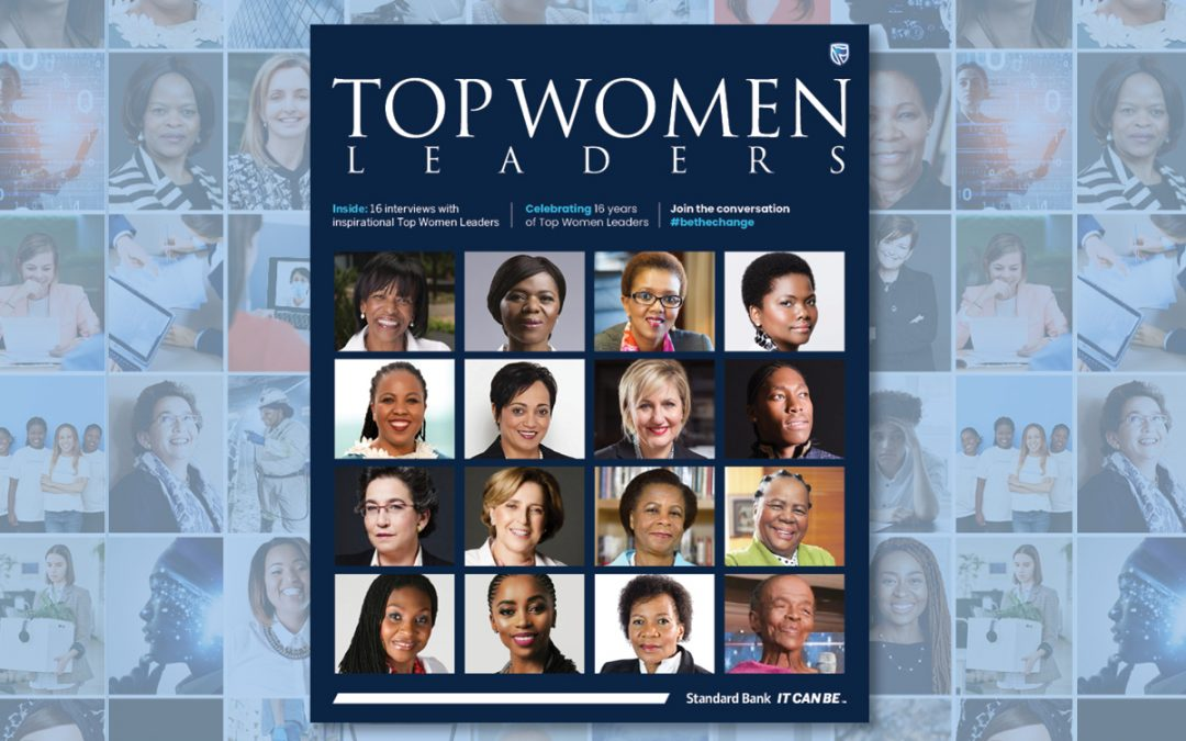 Standard Bank Top Women Leaders Publication 16th Edition 2021 –  It's a Must-See!
