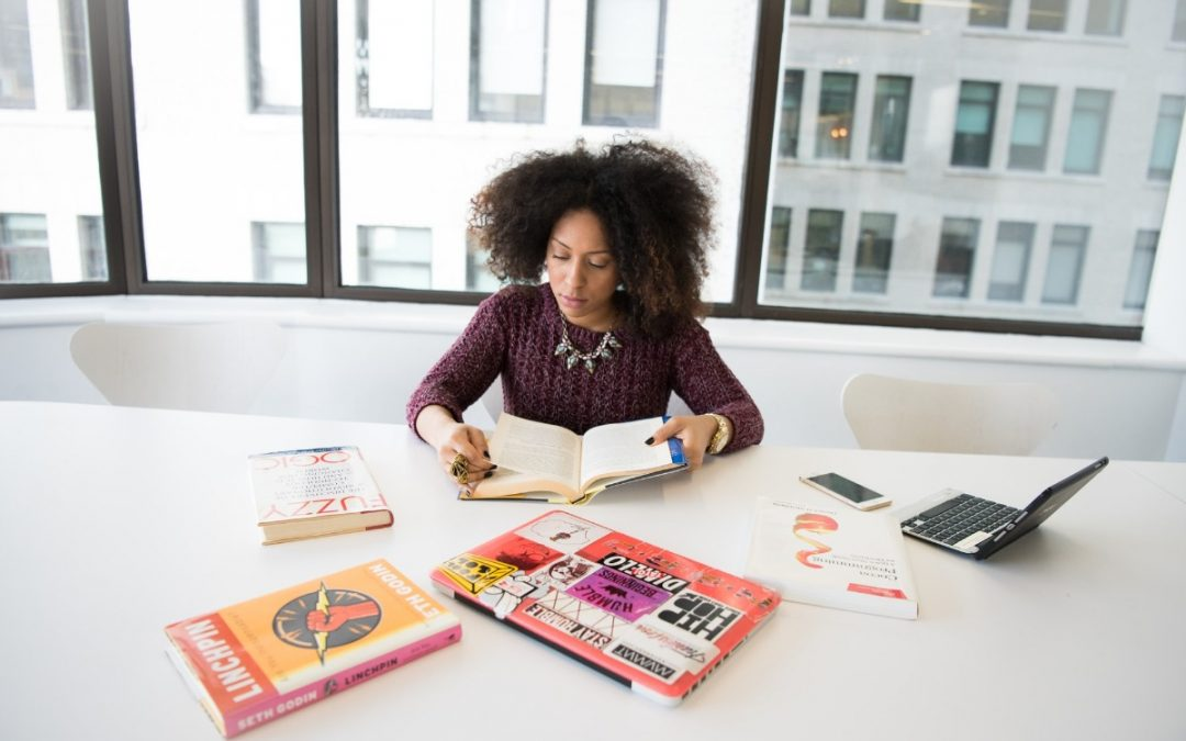 Top 5 empowering reads for female entrepreneurs