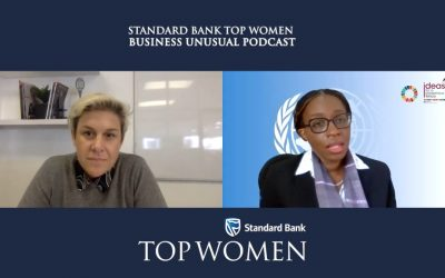 Access For All – Dr. Vera Songwe highlights economic harmony & gender peace goals