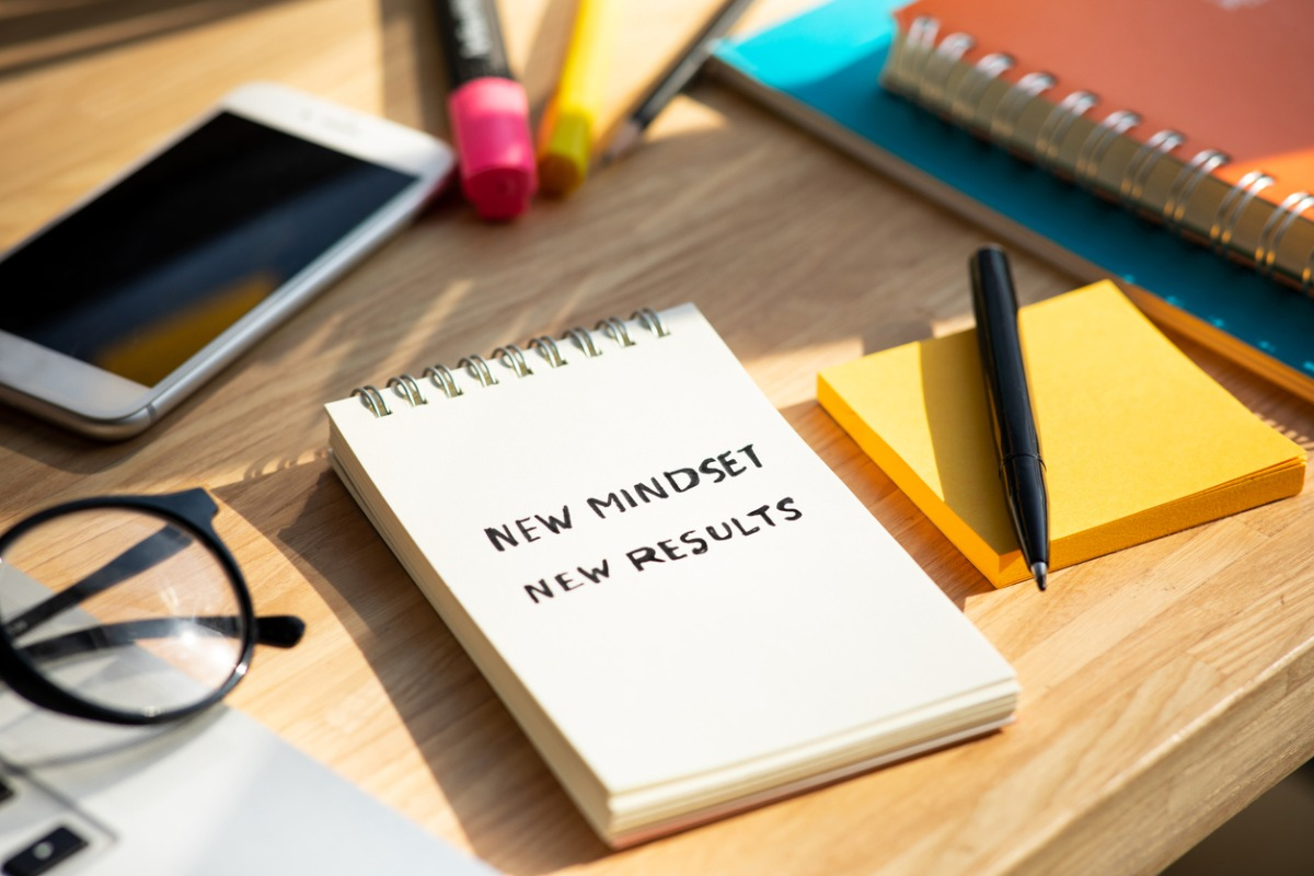 New mindset, new results - How to set better goals