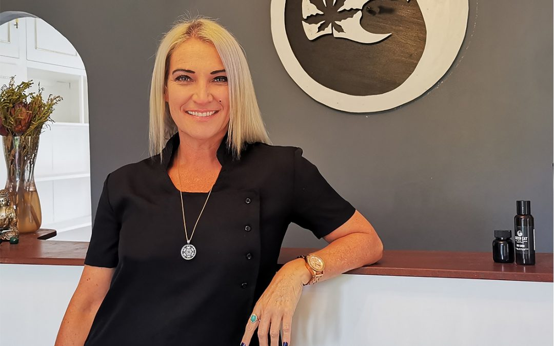 Learn vital entrepreneurial lessons from the CBD industry with Michelle Campbell, owner of Green Cat Organic Health