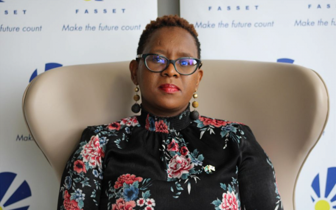 Your strength and success come from your struggles and hardships – Ayanda Mafuleka, CA (SA), CEO of Fasset