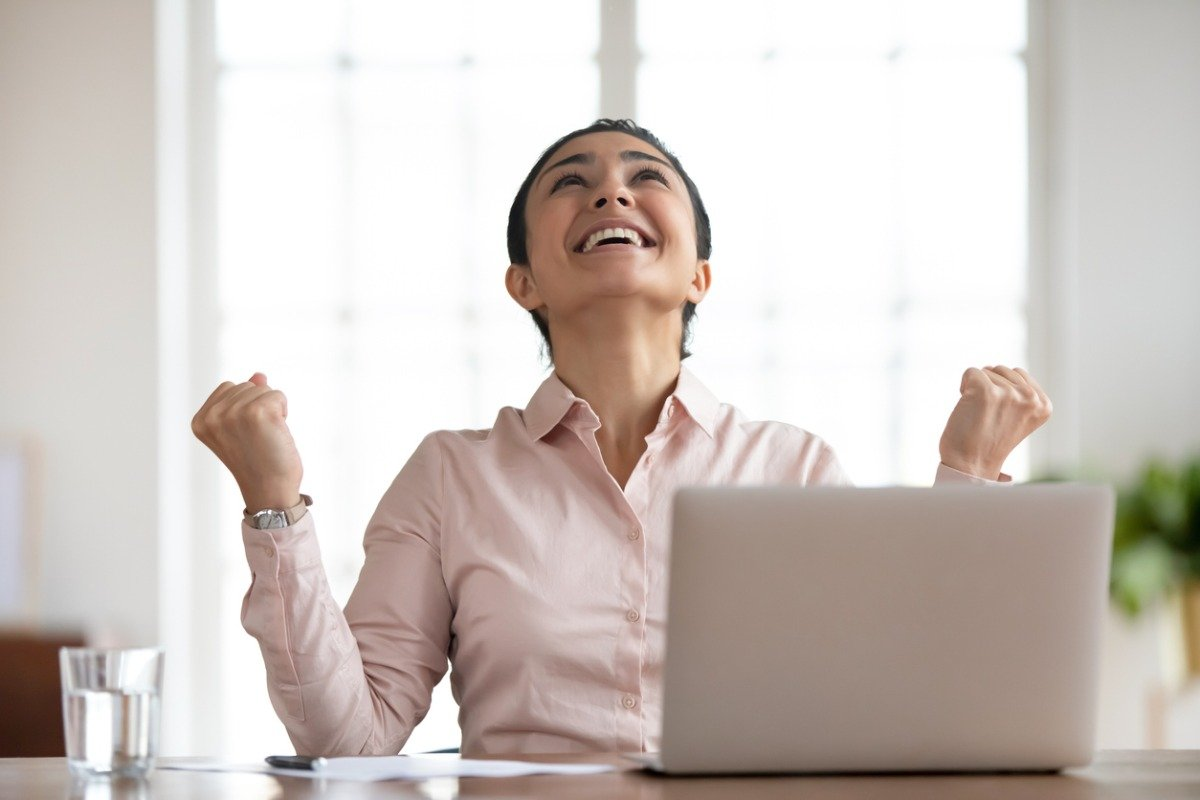 Fulfilled and happy people are productive employees