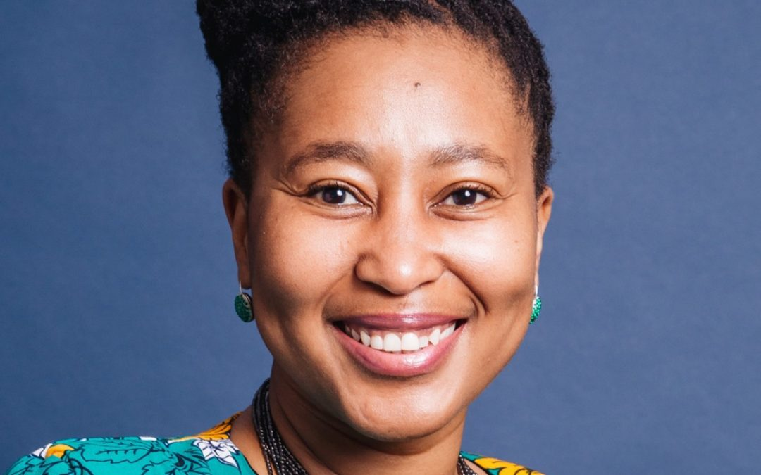 A New Day for the Nelson Mandela Children's Fund – Konehali Gugushe welcomes role of CEO